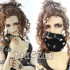 Hot New 1/3 DOT,LATI,IOS,BJD Doll Wig 21.5-23.5cm Braids Brown Curl Handsome Wig