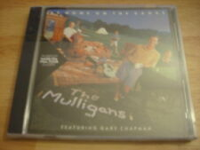 SEALED RARE OOP The Mulligans CD At Home On the Range GOLF Gary Chapman PGA ESPN