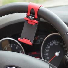 Tragbare Auto-Lenkrad-Handy Cradle GPS Unterstützung Inhaber stehen für iphone