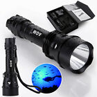 Underwater CREE XM-L2 T6 LED Diving Scuba Flashlight Dive Torch Lamp+18650