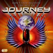 JOURNEY Don't Stop Believin' The Best Of 2CD BRAND NEW