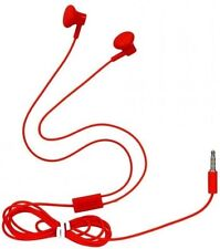 New 100%Original Nokia/Microsoft Lumia WH-108 Headphone,Earphone,Headset ( Red )