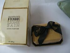 GIANGRANCO FERRE ORIGINAL PERFUMED SOAP 150G RARE VINTAGE