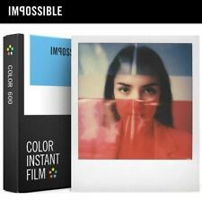 Impossible Project Instant Color Film - Polaroid 600 ONESTEP Camera Ver.2