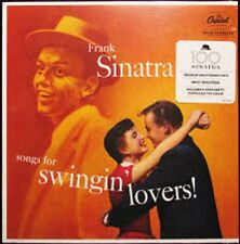 FRANK SINATRA - SONGS FOR SWINGIN' LOVERS - LP 180 GRAMMI SIGILLATO + DOWNLOAD