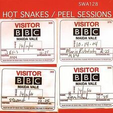 Hot Snakes Peel Session CD