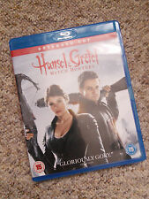 Hansel And Gretel - Witch Hunters (Blu-ray, 2013)
