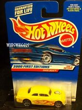 HOT WHEELS 2000 FE #26 #86 -1 SHOE BOX PR 5 00C