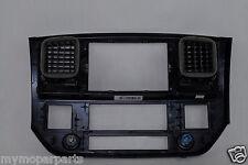 Dodge Ram  Instrument Panel Dash Nav Center Bezel 5KS701DHAB