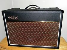 Vox Ac15VR  Guitar amp. Footswitch. MAKE AN OFFER!