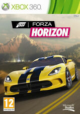 Forza Horizon (MICROSOFT XBOX 360) BUNDLE COPY