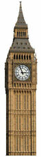 BIG BEN (CLOCK) - HUGE CARDBOARD CUTOUT / STANDEE