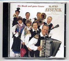 Slavko Avsenik CD Mit Musik Und Guter Laune - 3984 29044 2