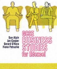 GCSE Business Studies for Edexcel by Ged O'Hara, Jane Cooper, Fiona Petrucke,...