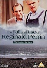 The Fall And Rise Of Reginald Perrin 3rd Series Dvd Brand New & Factory Sealed