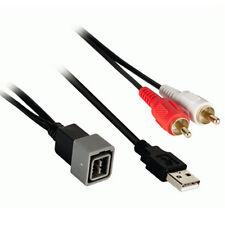CTNISSANUSB.3 NISSAN VERSA 2011 to 2012 OEM USB SOCKET ADAPTER PLUG & PLAY LEAD