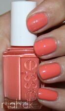 NEW Essie nail polish lacquer in TART DECO ~ Dreamy coral artistic color burst