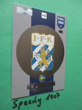Panini Adrenalyn FIFA 365 NORDIC Edition Wappen Logo Club Badge Göteborg 266