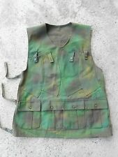 Bosnian Warr Army of Bosnia and Herzegovina Combat vest Rare with lile
