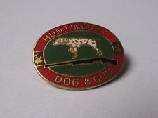 pin's chasse / Huntingset dog and gun (set de chasse chien et arme) EGF