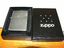 ZIPPO LIGHTER REBUILT BY ZIPPO NEW HINGE, PIN AND INSERT 1998 XIV NEVER FUELED