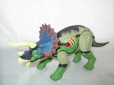 Jurassic Park TRICERATOPS Dinosaur Battle Growlers Toys R Us excl Sounds
