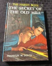 1962 HARDY BOYS Secret Of The Old Mill by Franklin Dixon HC FVF