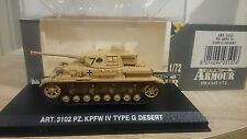 Collection Armour/Dragon Armor  1/72 Panzer  IV/G /Tank/Carro Armato/Char/Tanque