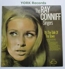 RAY CONNIFF SINGERS - It's The Talk Of The Town - Ex LP Record Hallmark SHM 741