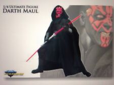 Diamond Select Star Wars Darth Maul Ultimate Talking 1/4 Size Sith Lord