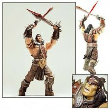 WOW WORLD OF WARCRAFT-  FIGURA  LO GOSH 22 CM/ ACTION FIGURE 8,5""