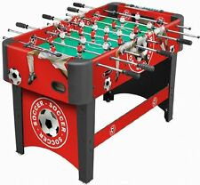 Foosball Table Soccer Foos Ball Football Hockey Game Room Arcade Family Sports