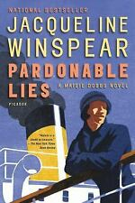 Maisie Dobbs Novels Ser.: Pardonable Lies 3 by Jacqueline Winspear (2006,...