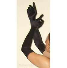 Long Black Gloves Sexy Gothic Fetish
