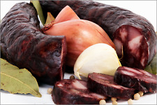 Tasty Portuguese MOORISH CHOURIÇA / CHORIZO / SAUSAGE / THE BEST / Free Shipping