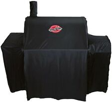 Char-Griller Grill Cover Smokin Pro 1224 Super Pro 2121 All Weather Adjustable