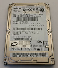 "Fujitsu Dell 80GB IDE / ATA / PATA 4200rpm 2.5"" Laptop hard drive HDD MHT2080AT"
