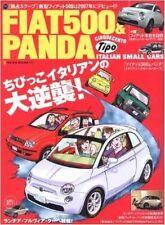 Fiat 500 & Panda Italian Small Cars Guide Book