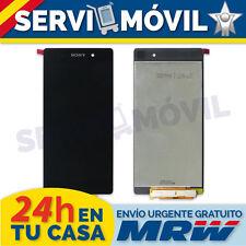 Pantalla Sony Xperia Z2 D6502 L50W Tactil + Lcd NEGRA Digitalizador Negro  displ