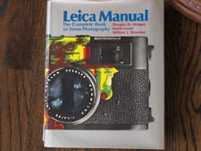 The best Leica Manual: The Complete Book OF 35MM Photography for M6 M4P M3 R6.2