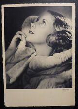 FOTO CARD - MISS EBREZZA - 1937