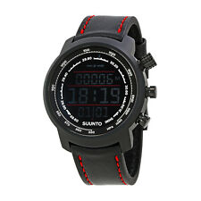Suunto Elementum Terra Unisex Digital Leather Watch SS019171000