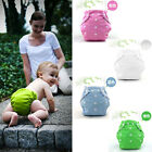NEW SOFT ADJUSTABLE BABY CLOTH DIAPER NAPPY WASHABLE REUSABLE AND CLOTH INSERT