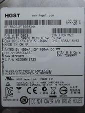 500 GB HGST HDS721050CLA662 / 0F15629 / JPT50E / APR 2014 / 0J21706  BA4268A  *
