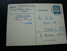 ALLEMAGNE (rfa) - carte entier 1965 (cy58) germany