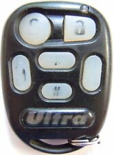 keyless entry remote Ultra start MKYMT9207TX  start starter controller alarm fob