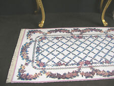 "1:4  Scale   AREA  RUG  ~  for 16""  TYLER  DOLL ~ Miniature   ~  Furniture"