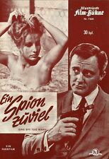 IFB 7368 | EIN SPION ZUVIEL | Robert Vaughn, David McCallum | Topzustand