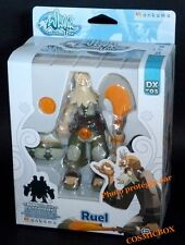 RUEL action figure WAKFU dx video game DOFUS Bonta movie razortemps Ankama new