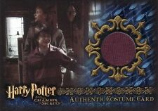 Harry Potter Chamber of Secrets CoS Harry Potter C4 Dark Brown Costume Card